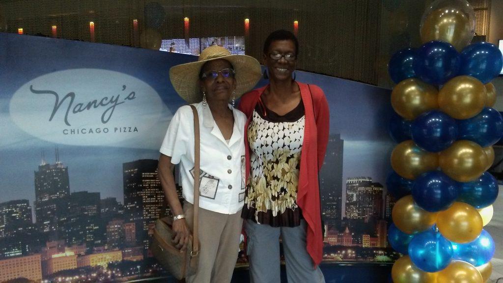 Maxine and Anita